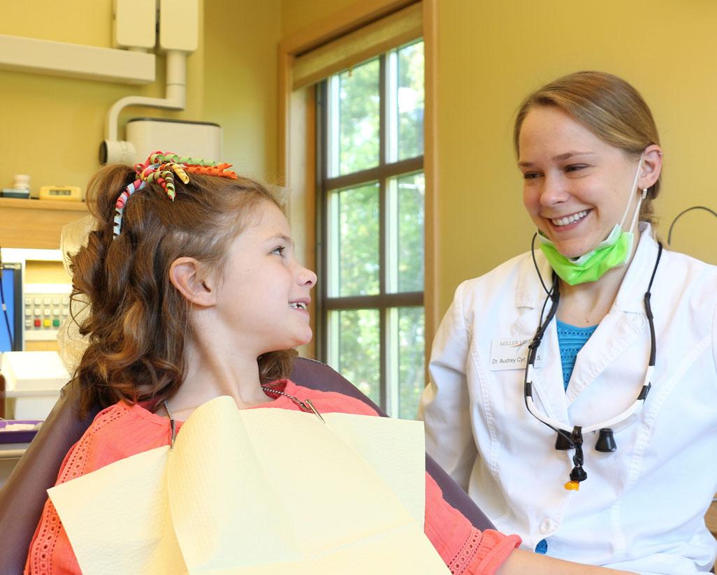 Dr. Audrey Cyr